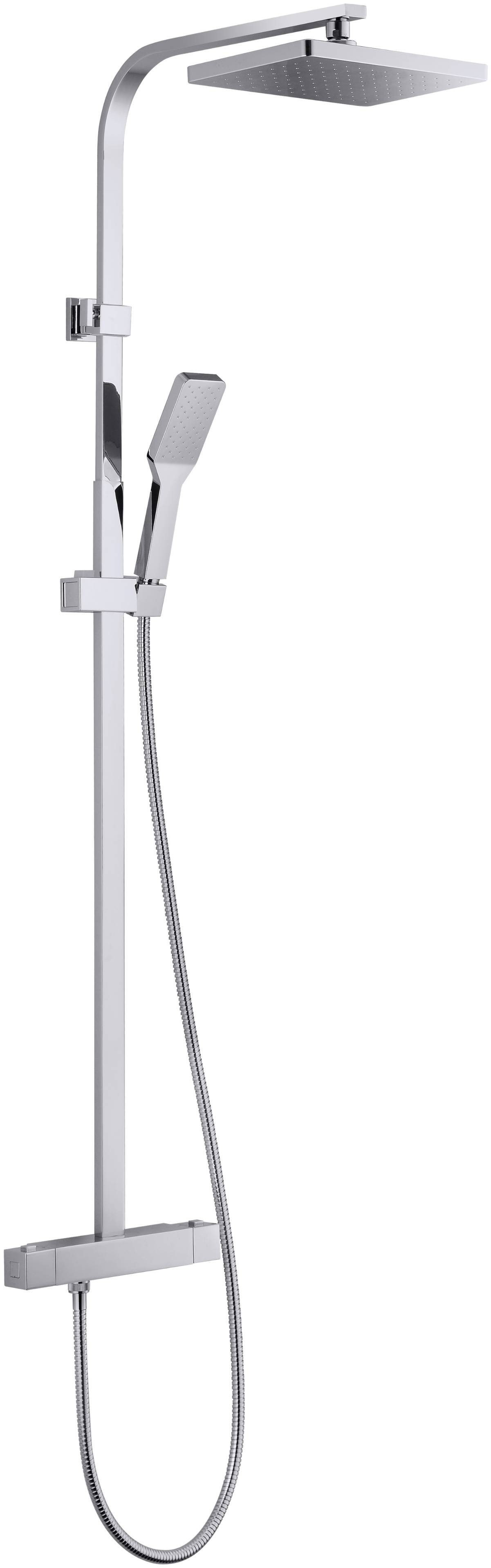 71320 thermo combi shower square BJT-BL30001